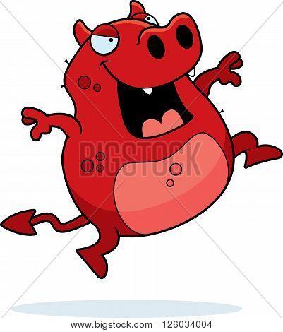 Devil Jumping