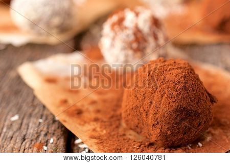 Traditional Truffle