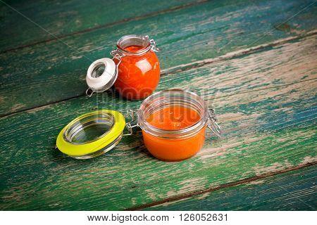 Natural Diy Hot Habanero Sauces