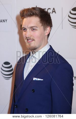 NEW YORK, NY - APRIL 16:  Actor Keenan Jolliff attend 'Youth In Oregon' Premiere - 2016 Tribeca Film Festival  at BMCC Tribeca Performing Arts Center on April 16, 2016 in New York City