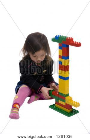 Childhood Series 10 (Building Blocks)