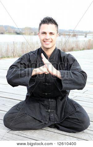 Tai Chi teacher