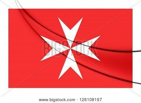 Civil Ensign Of Malta