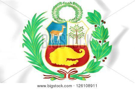 Peru Coat Of Arms
