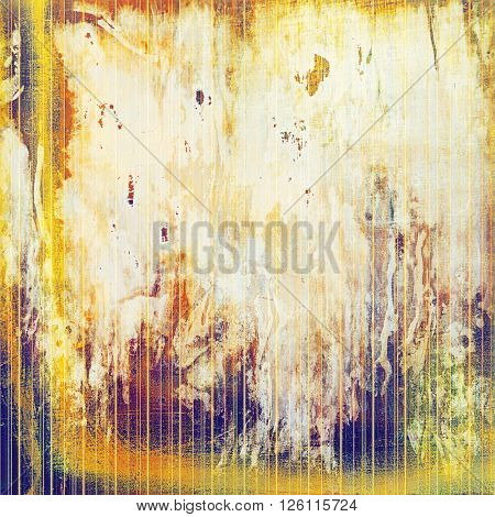 Nice looking grunge texture or abstract background. With different color patterns: yellow (beige); brown; red (orange); blue; purple (violet); white