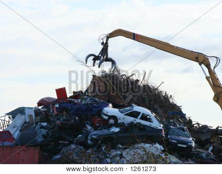 Scrap Metal Site