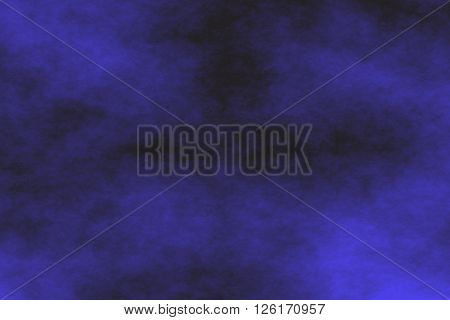 black back ground with dark blue smoke