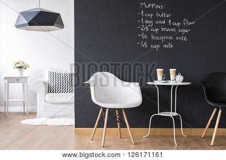 Coffee Place In Your Own Apartment