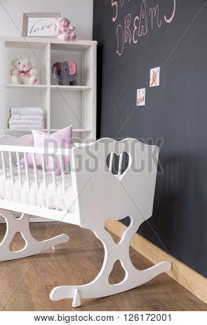 Make The Nursery Modern And Stylish