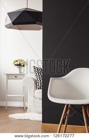Black And White Creativity