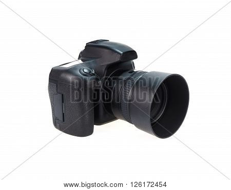 Digital camera dslr model with lens Fix