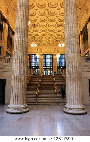 Union Station - Chicago