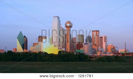Downtown Dallas (Texas)