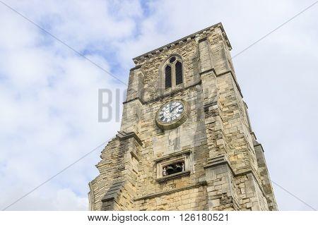 The Historical Holyrood Church