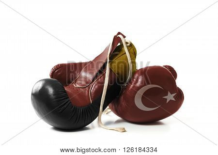 symbolic representation of the differences between Turkey and Germany