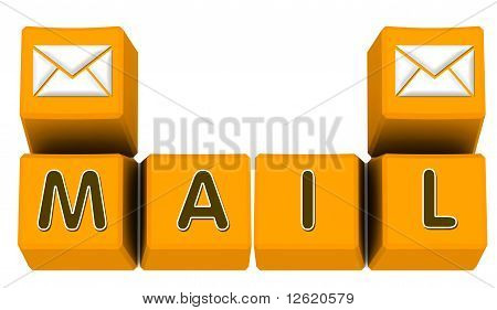 Mail On Keyboard