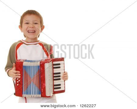 Accordion Boy 36