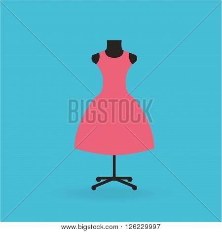 feminine fashion design, vector illustration eps10 graphic