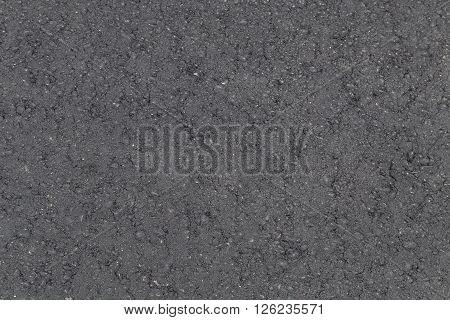 An asphalt surface with good texture detail