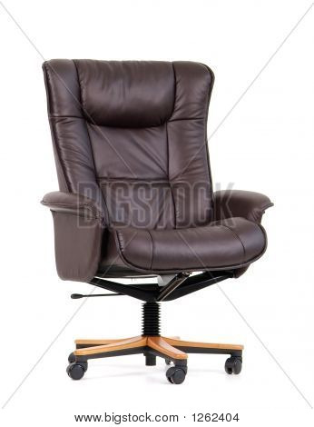 Black Luxury Office Chair