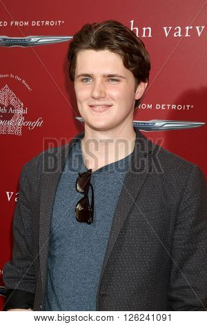 LAS VEGAS - APR 17:  Eugene Simon at the John Varvatos 13th Annual Stuart House Benefit at the John Varvatos Store on April 17, 2016 in West Hollywood, CA