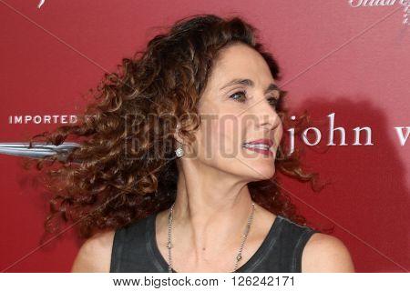 LAS VEGAS - APR 17:  Melina Kanakaredes at the John Varvatos 13th Annual Stuart House Benefit at the John Varvatos Store on April 17, 2016 in West Hollywood, CA