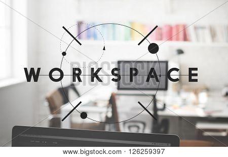 Workspace Workplace Loft Modern Office Open Concept