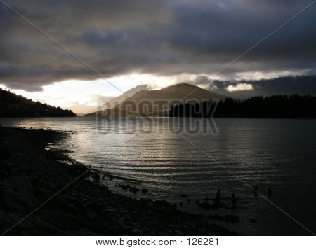 Lake Wakatipu Morning