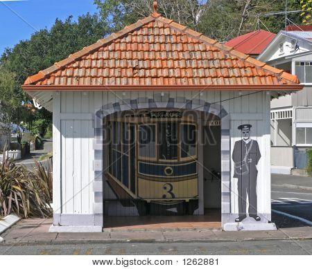 Old Tram Terminus