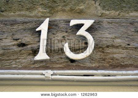 Thirteen - Unlucky For Some
