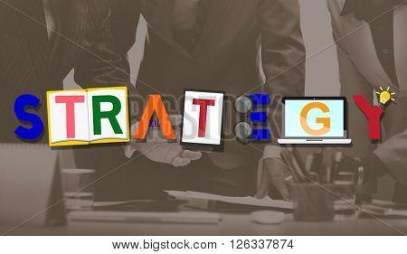 Strategy Tactics Process Development Operations Concept
