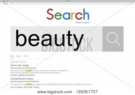 Beauty Elegance Attraction Charm Appeal Fashion Concept