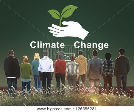 Climate Change Problem Conservation Ecology Concept