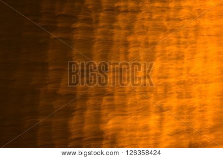 beautiful blurred gold abstract background, foil effect