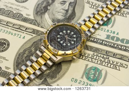Watch On Dollars