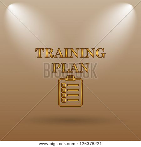 Training Plan Icon