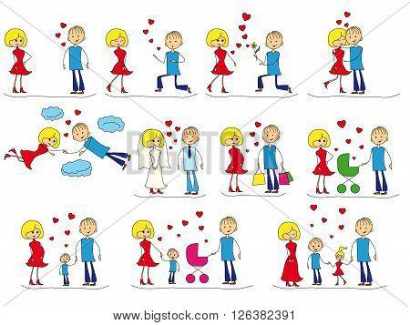 Love Story Set