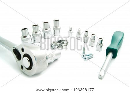 Ratchet, Heads And Bolts