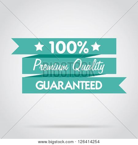 Premium quality flat abstract isolated vector illustration. Design of ad offer. Premium quality banner. Sale sticker. Premium quality sticker. Promo offer. Premium quality badge. Special offer ad tag. Premium quality label. Vector icon of premium quality.
