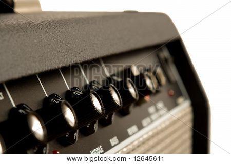 Guitar Amplifier Controls