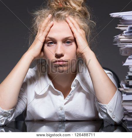 Bookkeeper And Job Burnout