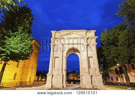 Gavi Arch in Verona. Verona Veneto Italy
