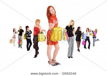 """meninas - Ver imagens semelhantes desta série de """"Grupos de pessoas"""" na minha carteira de compras"""