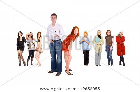 "happy people - See similar images of this ""Groups of people"" series in my portfolio"