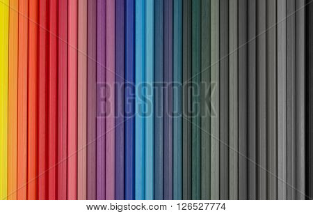 Abstract Color Background, Assorted Colors Fading Out