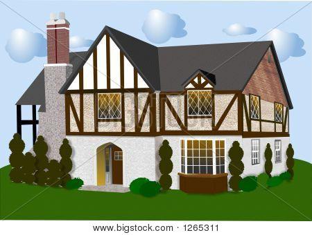 English Tudor Style