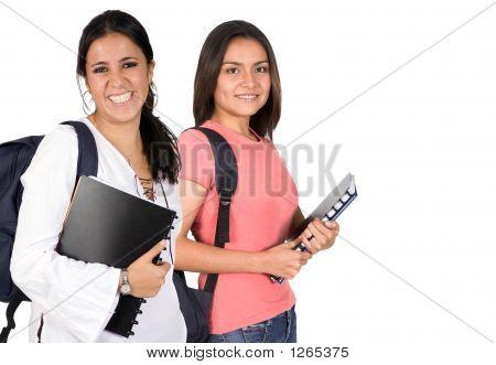 Estudiantes bellos