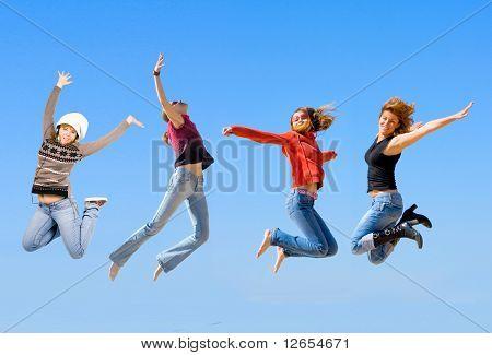 jump! go ahead, jump!