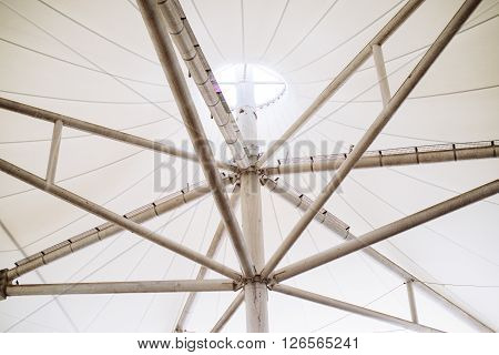 Tent  Roof.