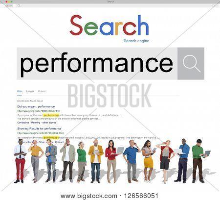 Performance Level Development Accomplishment Concept